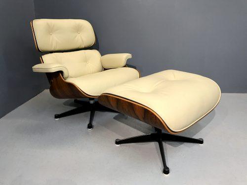 Réfection de Fauteuil Lounge Chair de Ray & Charles Eames