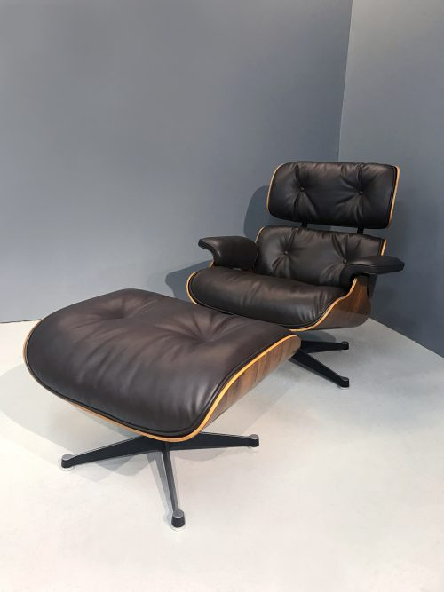 Lounge Chair de Ray & Charles Eames