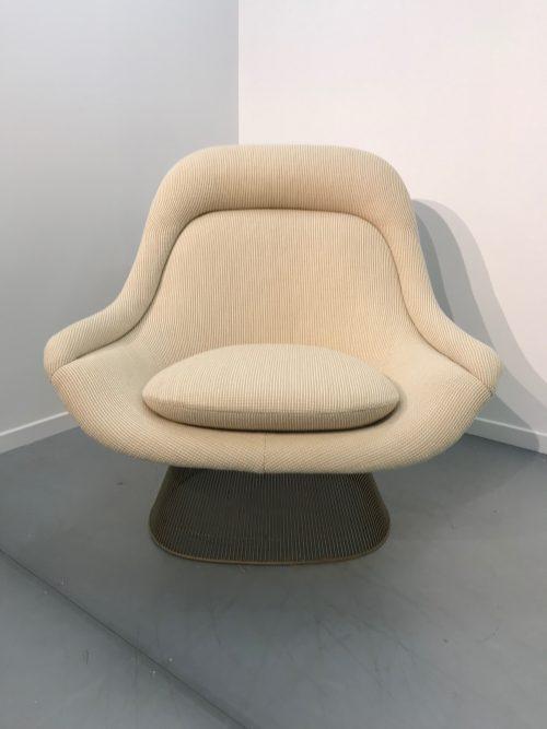 Fauteuil Easy Chair de Warren Platner